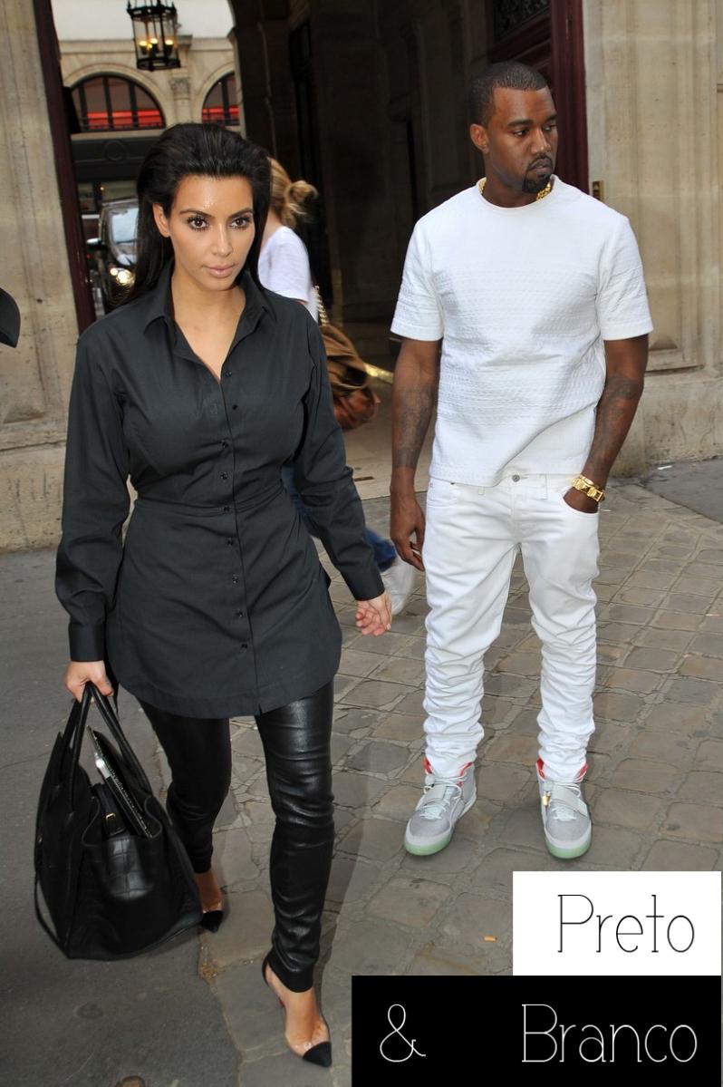 Casal da Semana: Kanye West e Kim Kardashian
